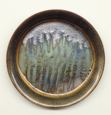 Copper and Enamel