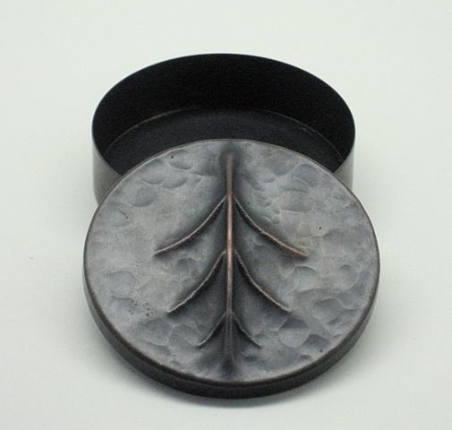"""3"""" Copper Box, Vesica Series"""
