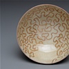 Bowl Abstract  Line Pattern