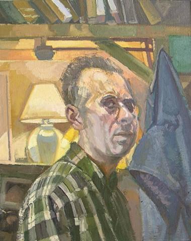 Self Portrait on 47th birthday