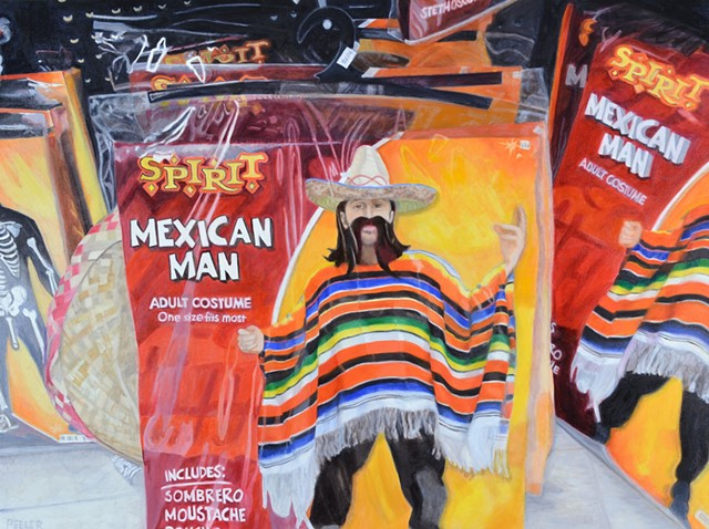 Mexican Man
