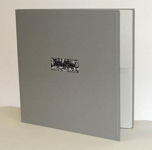 """Portfolio box cover """"Round Robin""""  2004"""