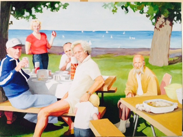 Heaven is a Picnic on the Great Lakes