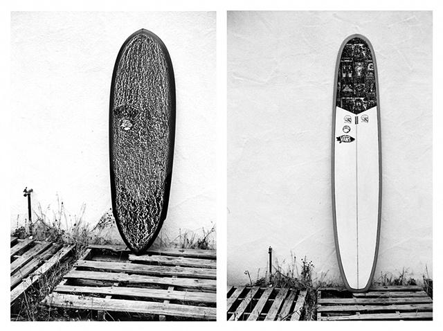 Board Diptic b+w
