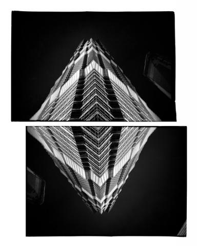 """Tribute to M.C. Escher..."""