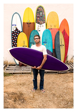 Joel with Quiver