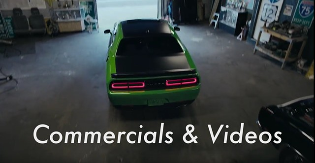 Commercial / Video