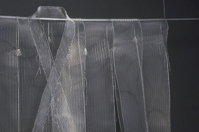 Sewn Kimono, Kristine Aono, sculpture, kimono series