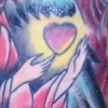 Angel Tattoo by Little Chico 2006