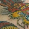 Dragon Tattoo by Little Chico 2008