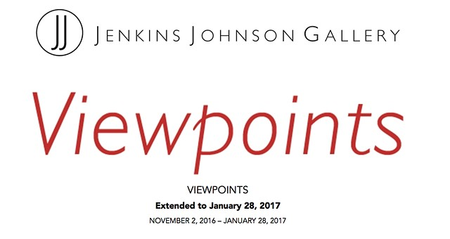 Viewpoints @ Jenkins Johnson Gallery