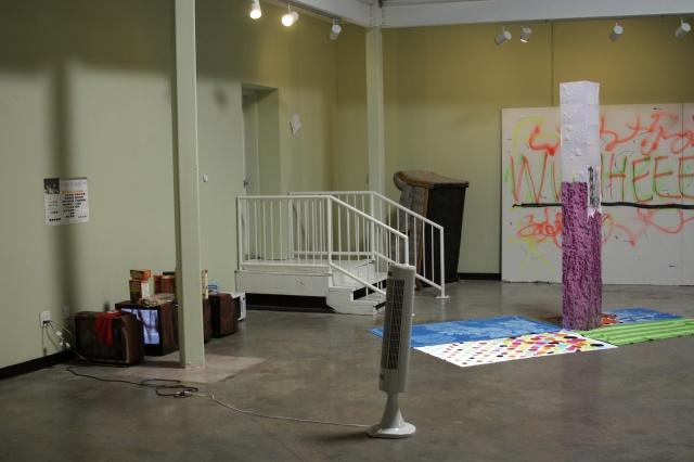 Tzaraismiosity installation