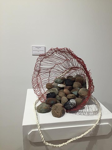Burden basket (Carry That Weight), Brittany Britton