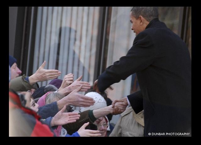 Obama in Eau Claire