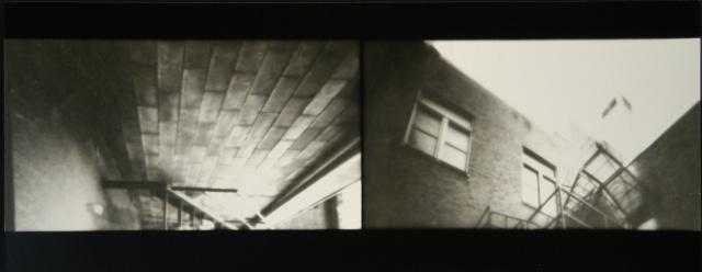 Pinhole Alley Shot