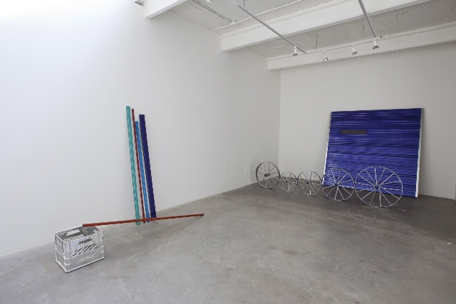 Carlo Cesta, Sleep Country Installation view