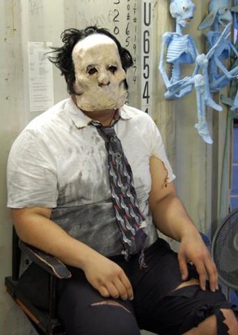 Zombie Shop Keeper