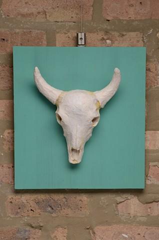 Small Cow Skull