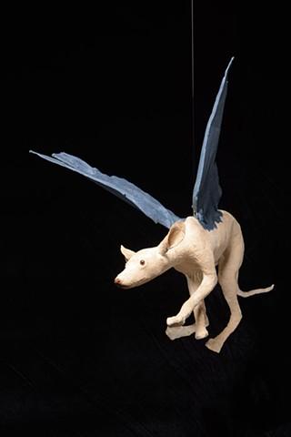 Flying Scavenger (detail)