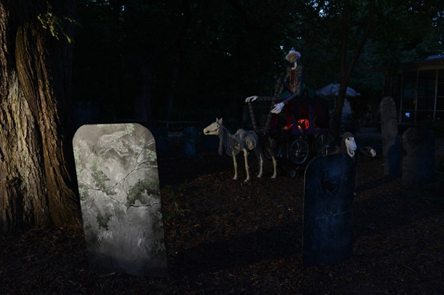 Rags to Witches pet cemetery