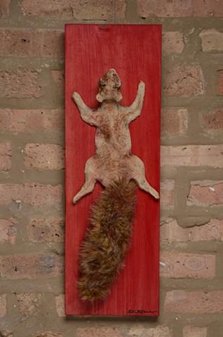 Road Kill Squirrel