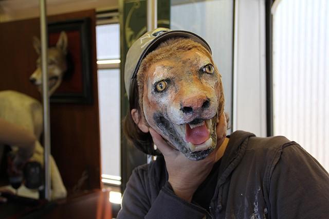 Wild Mask