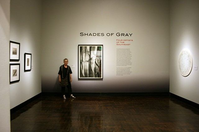 Shades of Gray, Frist Center, 2008