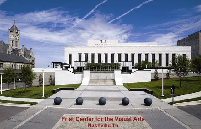 First Center for the Visual Arts, Nashville TN. 2008