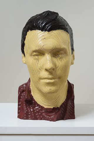 Bust of Richard (Ply)