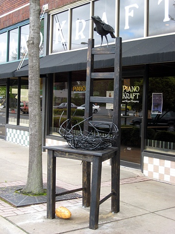 Chairs on Main