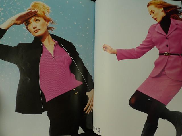 Laurel Look Book W/ Christy Turlington and Diane Kruger