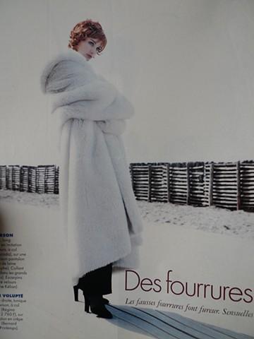 Elle France, Friedemann Hauss