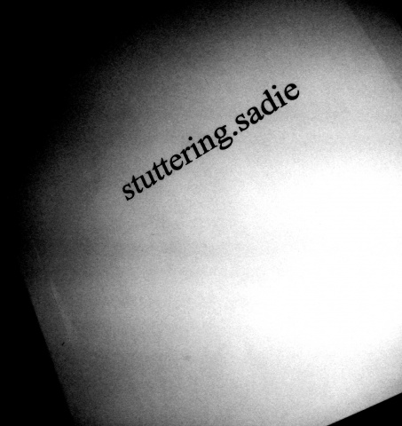 stuttering.sadie
