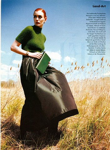 German Vogue, Raymond Meier