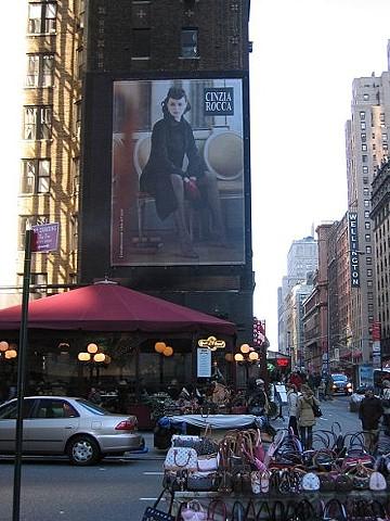 Cinzia Rocca Billboard