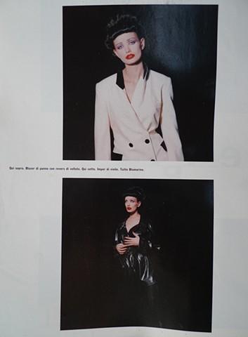 Glamour Magazine, Italy