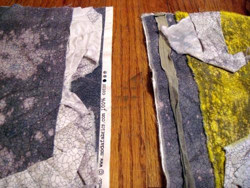 Bermuda Triangle Worm.Hole/ In Gray