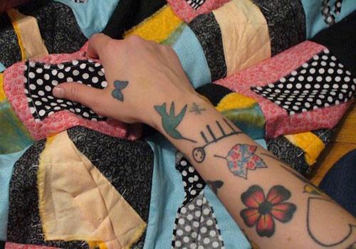 Polka Dot Ties/ And Squares