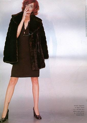 Harper's Bazaar Italy, Elliston Lutz