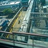 (Blue) City Birthing A Train