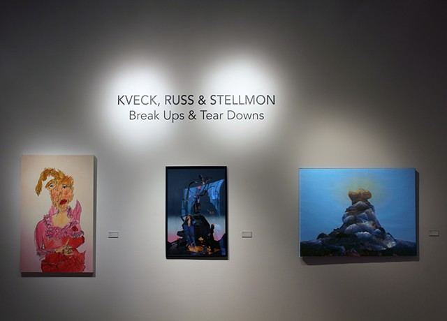 Break Ups and Tear Downs Kveck, Russ and Stellmon Barrick Museum