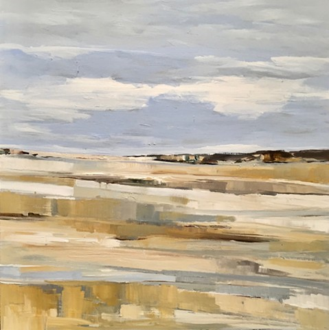 Landscape 103 by Molly Wright  mollywrightart.com