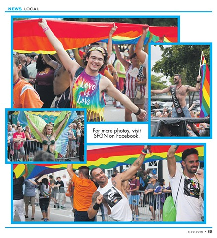 South Florida Gay News 06/22/16