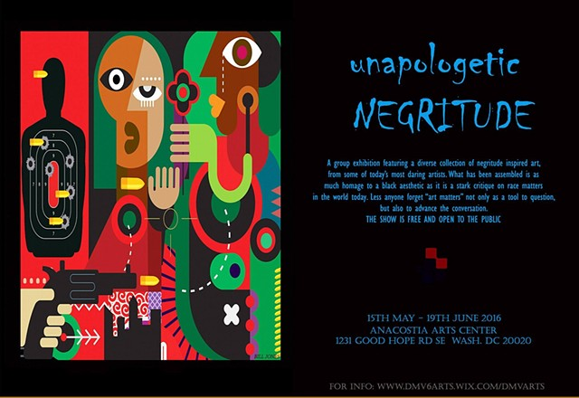 "2016 - Group Exhibition, ""Unapologetic Negritude"""