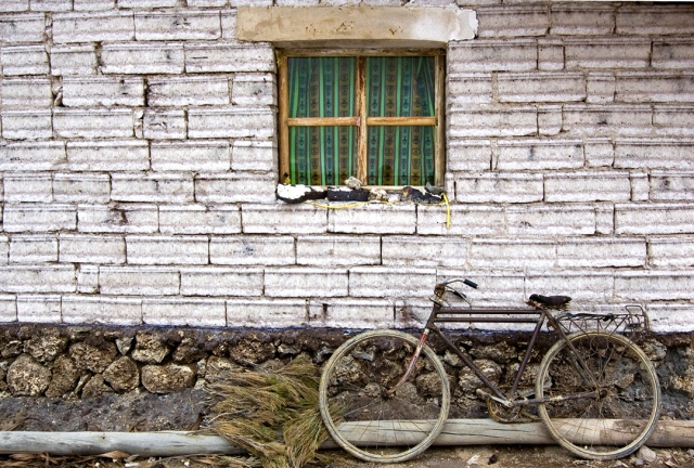 Salt Building & Bike