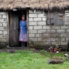 Indigenous Ecuadorian Woman