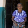 Elderly Guatemalan Woman