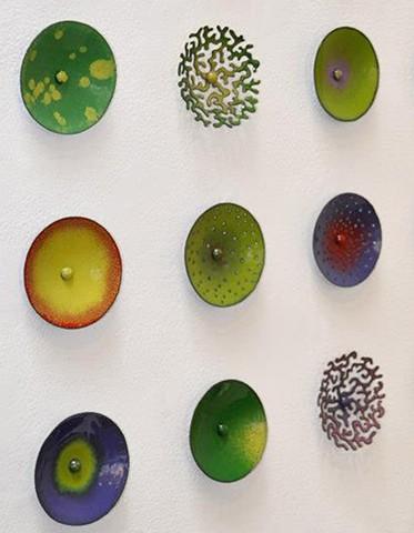 SeaPod Wall Piece, Detail