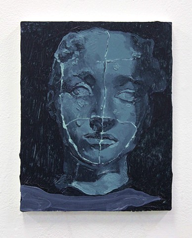 sculpture painting oil paint camille claudet rodin contemporary art