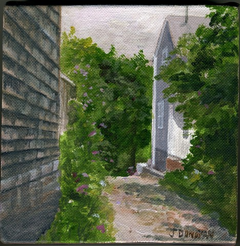 Stone Alley - Nantucket